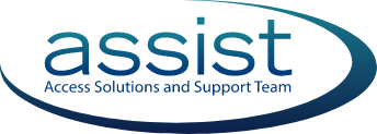 ASSIST (Access Solutions and Support Team) logo